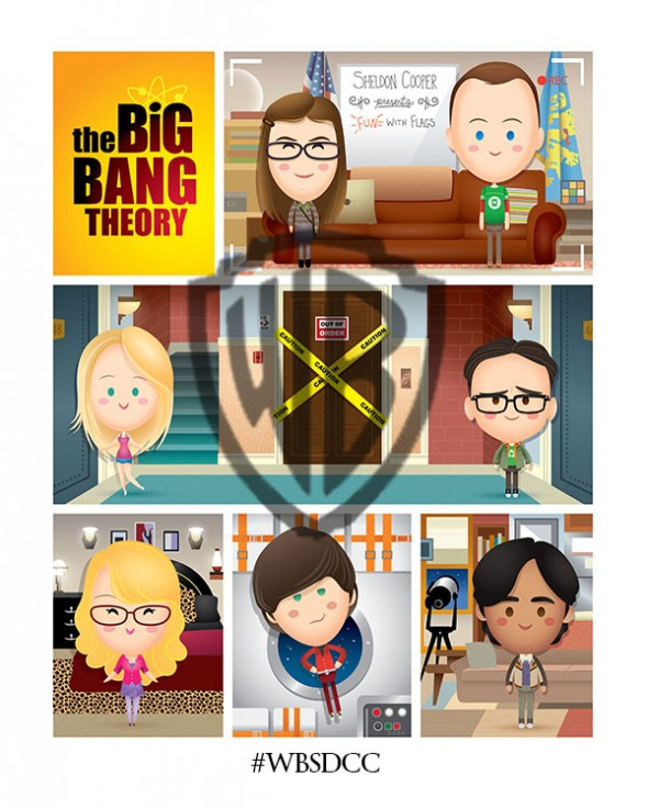 Little Big Bang Theory