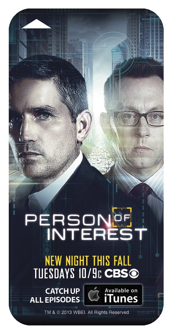 Person of Interest Hotel Key