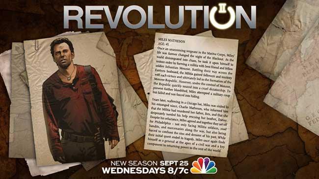 Revolution Digital Cards
