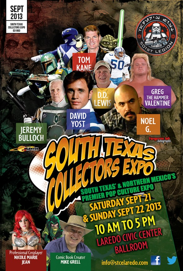 South Texas Collectors Expo September 2013