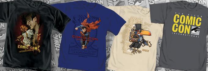 SDCC T-Shirts