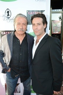 James Callis & Edward James Olmos