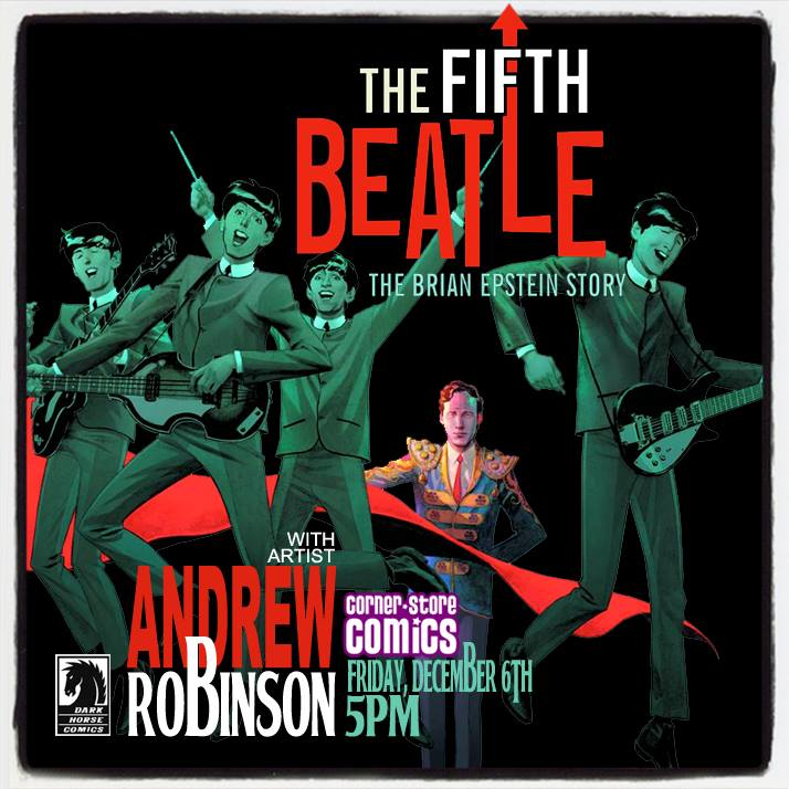 the fifth beatle - 714×714