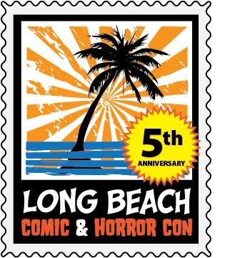 Long Beach Comic Con Logo