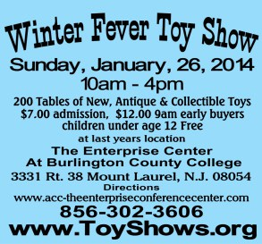 Winter Fever Toy Show