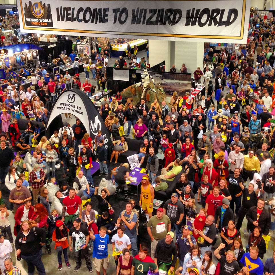 Michael Pate - 5/7 - Convention Scene