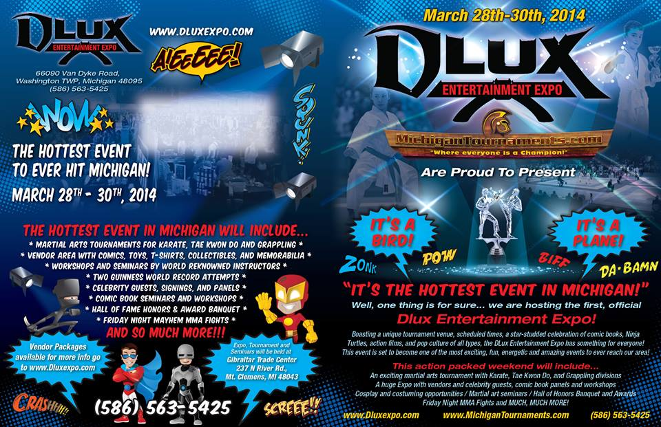Dlux Entertainment Expo