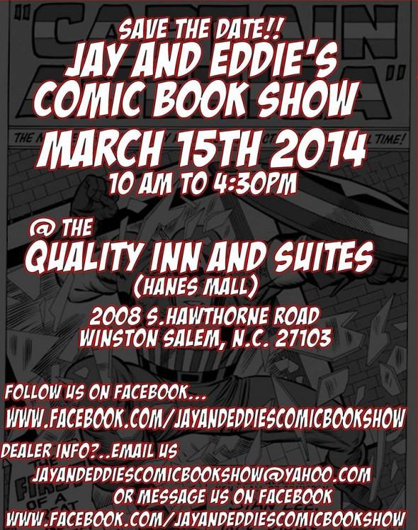 Comic Book Show