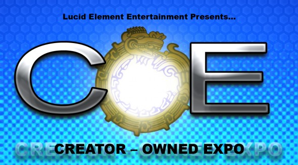Creator Owned Expo
