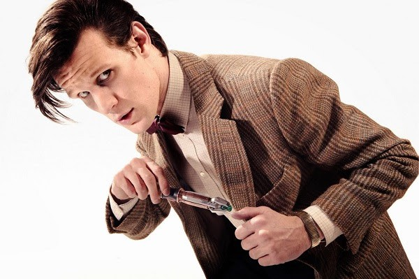 Matt Smith the 11th Doctor