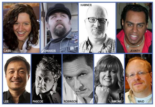 WonderCon 2014 Guests