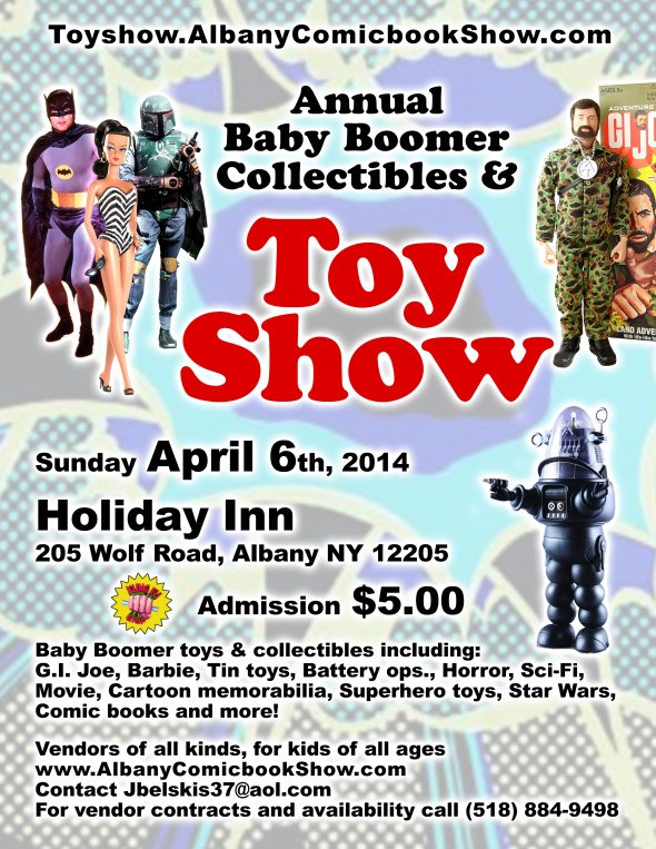 ACC Toy Show Flyer
