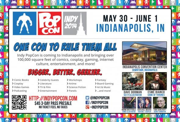 PopCon Flyer