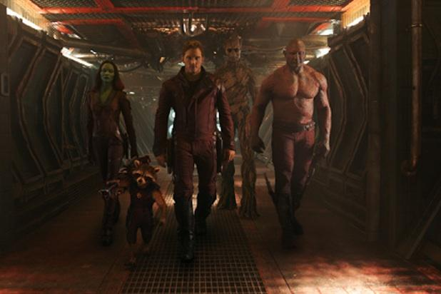 Guardian of the Galaxy Movie
