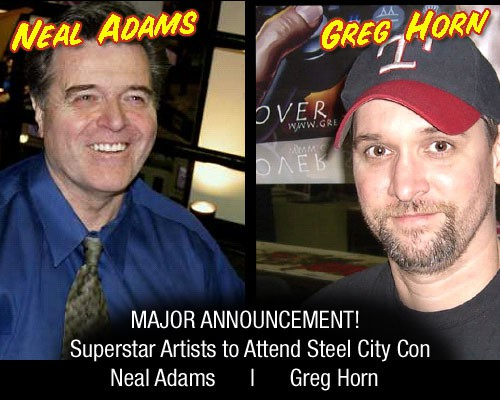 Neal Adams Steel City Con