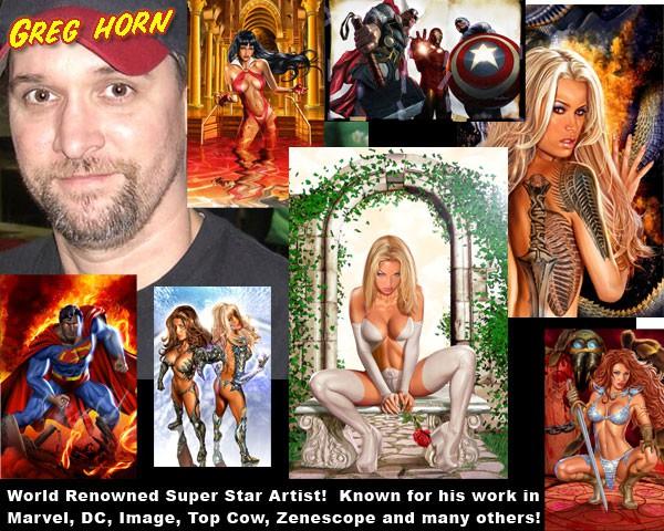 Greg Horn