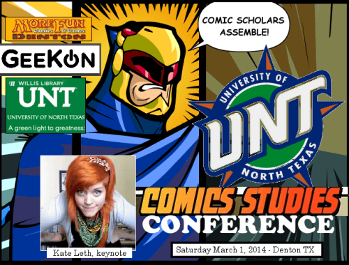 unt-comics-studies