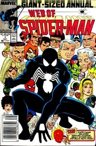 Web of Spider-Man Annual 3