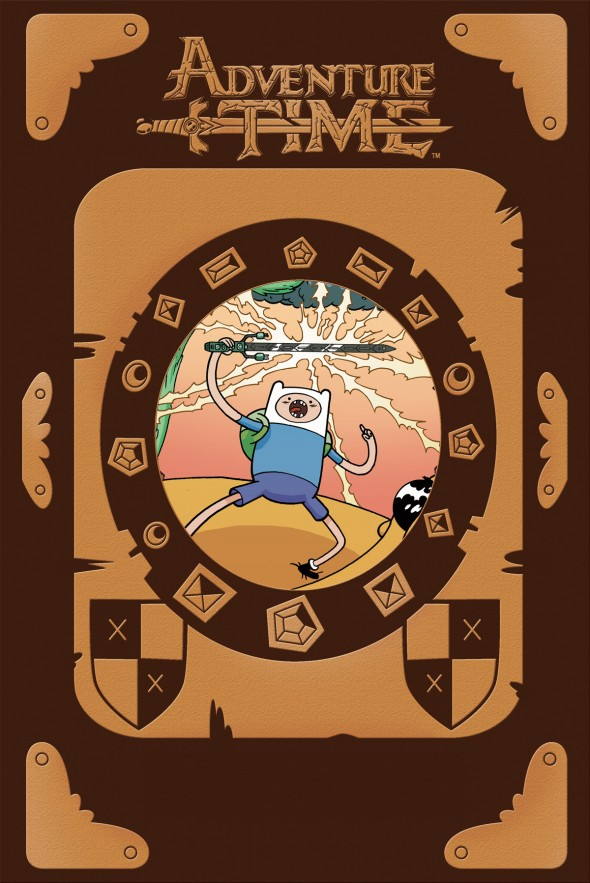ADVENTURE TIME VOL. 3 ENCHIRIDION Edition