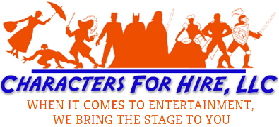 Sponsored by Characters for Hire