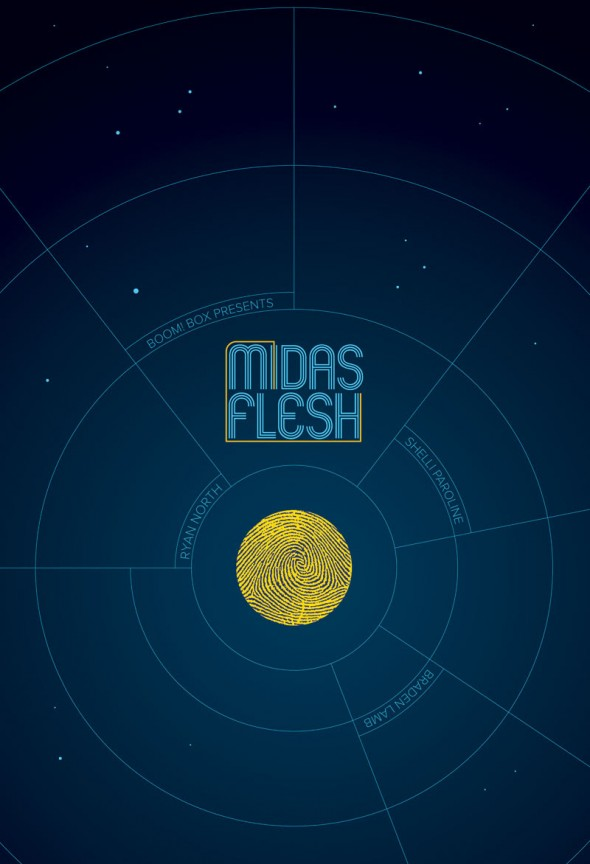 THE MIDAS FLESH #1 by Chip Zdarsky