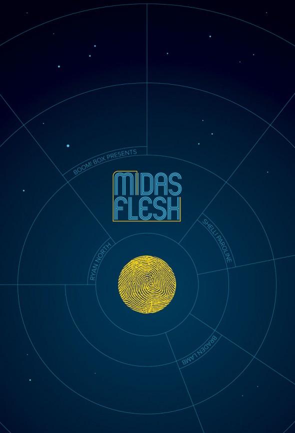 THE MIDAS FLESH #1 by Chip Zdarsky