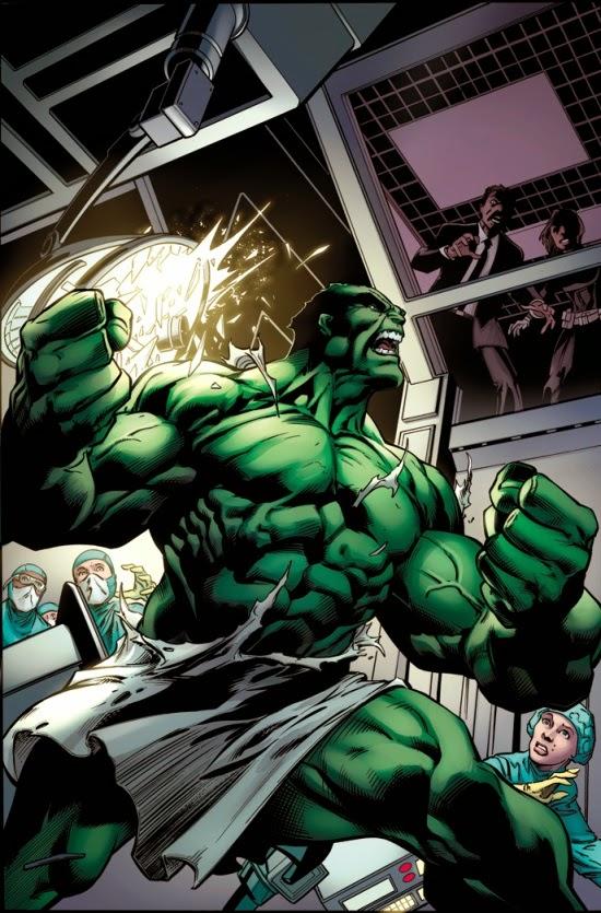 Bagley Hulk