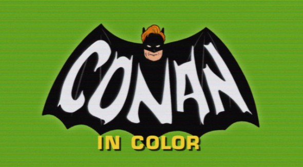 Conan in Color
