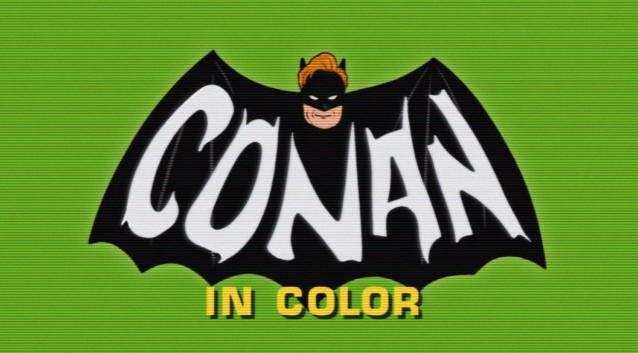 Conan in Color