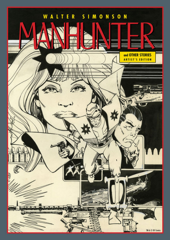 Simonson Manhunter