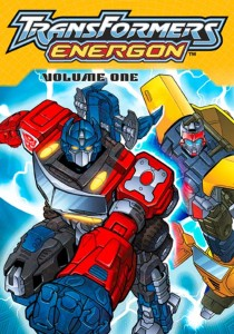 Transformers_Energon_Volume_One