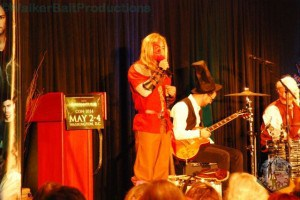 Osric Chau dressed as Jensen Ackles at DCcon.
