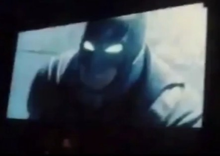 Batman v Superman SDCC
