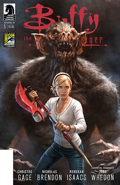 Buffy Season 10 Issue 5
