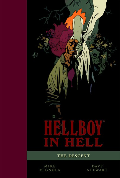 Hellboy In Hell Vol 1