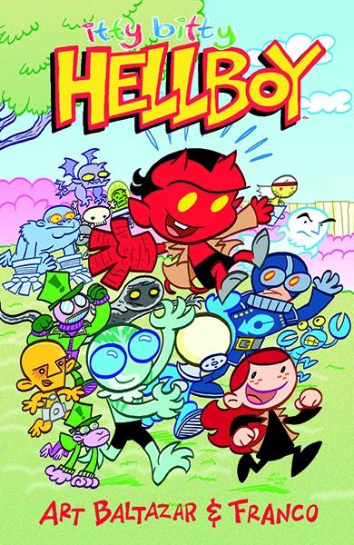 Itty Bitty Hellboy Exclusive