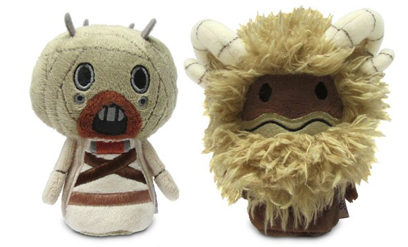 Itty Bittys Star Wars SDCC