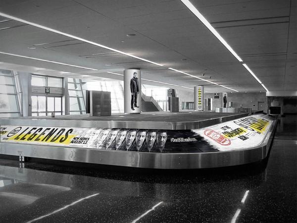 Legends SDCC airport