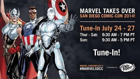 Marvel Live SDCC 2014