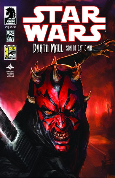 Star Wars: Darth Maul—Son of Dathomir #1
