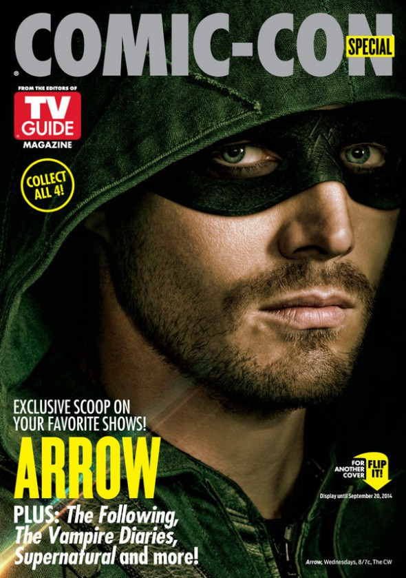 TV Guide Arrow