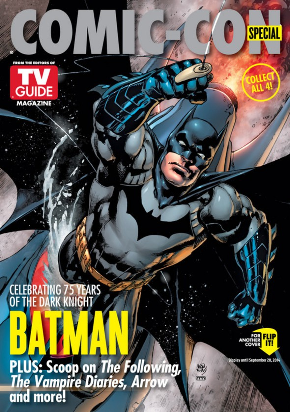TV Guide Batman