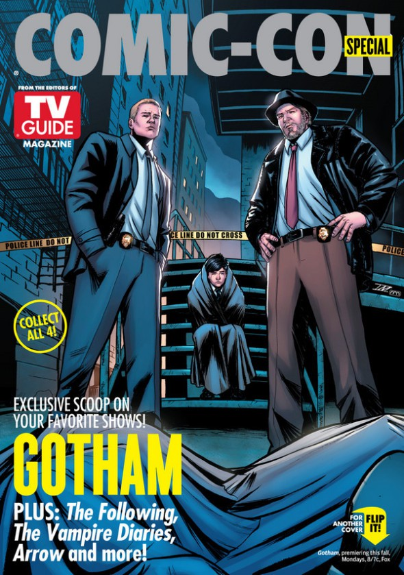 TV Guide Gotham