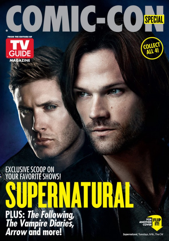 TV Guide Supernatural