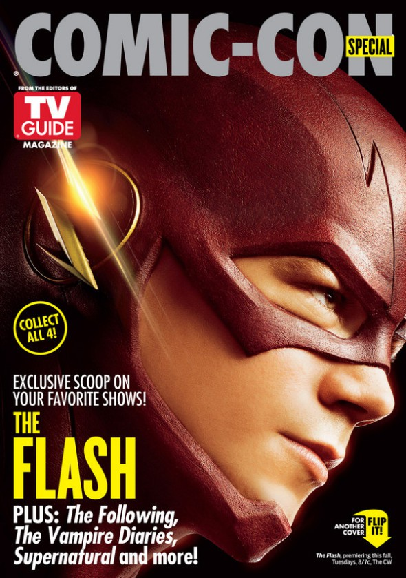 TV Guide The Flash