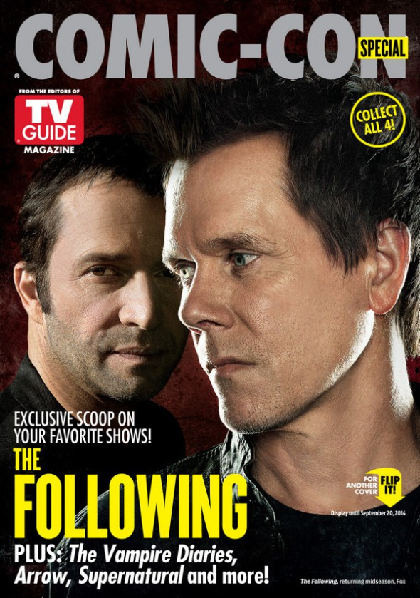 TV Guide The Following