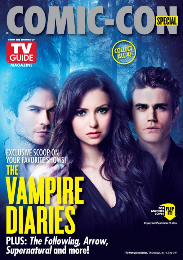 TV Guide The Vampire Diaries
