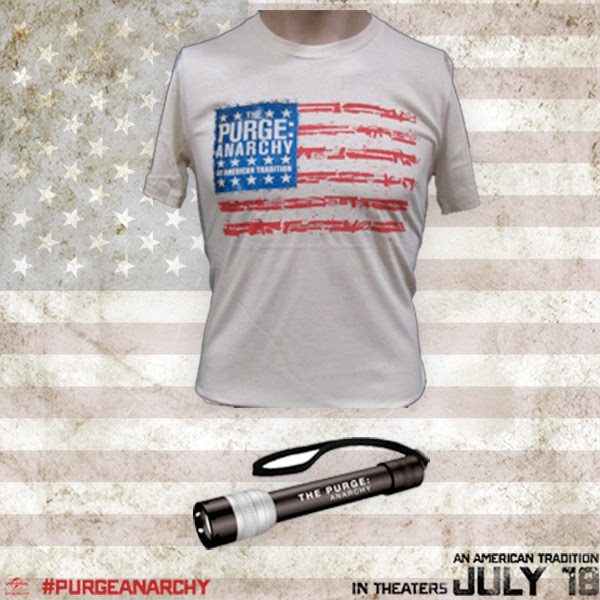 The Purge: Anarchy Prize Pack