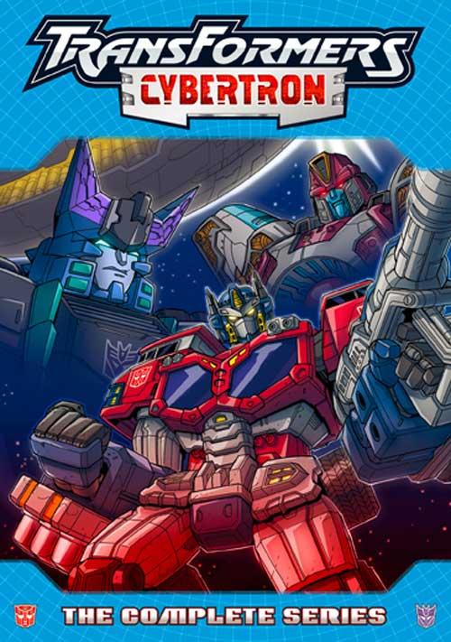 Transformers_Cybertron