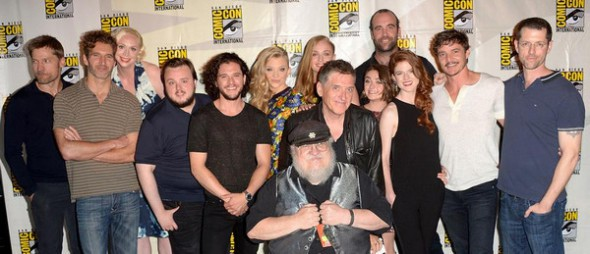 Game of Thrones SDCC